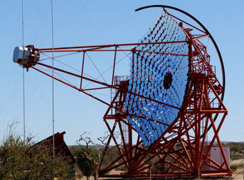 Educators visit gamma-ray observatory in Khomas Hochland