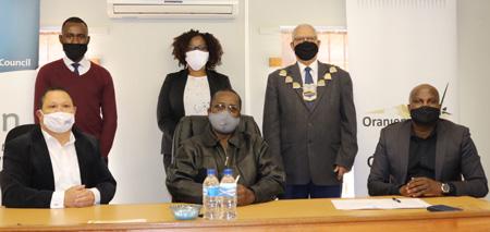Envisaged economic transformation of Oranjemund kicks-off as parties ink MOU