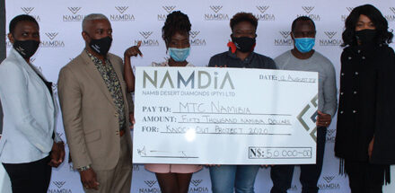 NAMDIA joins initiative to assist the homeless
