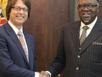 Outstanding local scientist, Dr Japie van Zyl dies