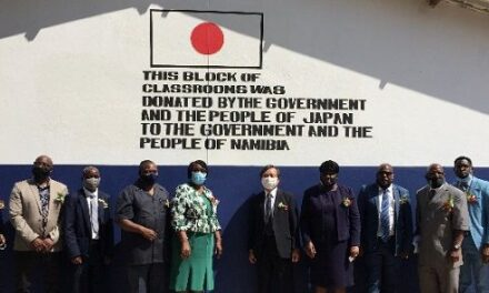 Japan funds more classrooms for schools in the north to relieve congestion