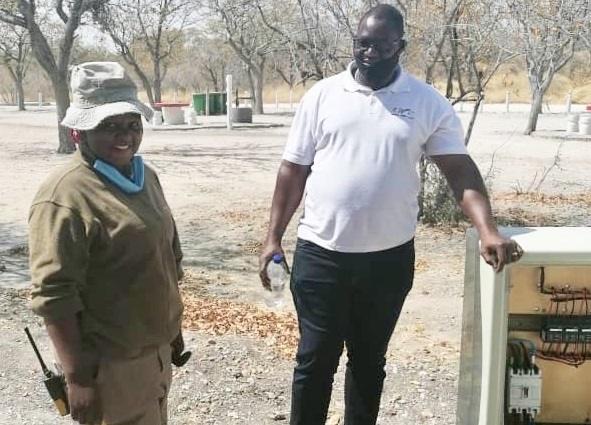Wildlife Resorts uses lockdown time to bring Etosha restcamps up to standard