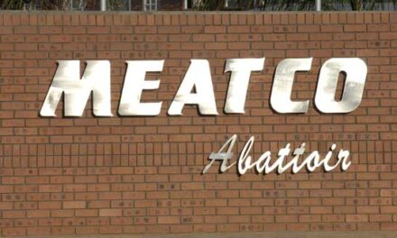 Meatco exports products to international clients with minimal delays