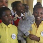 An aware, literate community first bulwark against rhino poaching