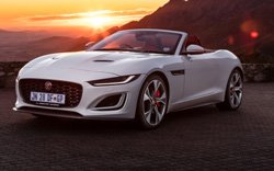New Jaguar F-TYPE ready to seduce Africa