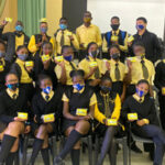 Learners from 25 local schools benefit from mask donation