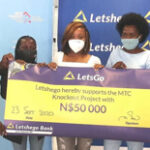 Letshego Namibia supports MTC Knock-Out Project