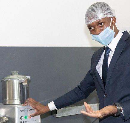 Young innovators launch company, introduce new soup product manufactured from local ingredients
