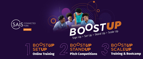 Tech-savvy local start-ups to feature in regional 'Boost Up programme' competition