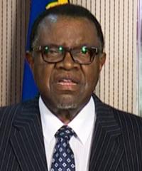 Geingob urges US to lift sanctions imposed on Zimbabwe, Cuba