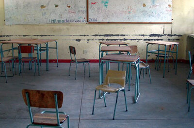 Government's decision to open schools not sitting well with Teachers union