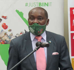 Annual national clean-up campaign launched