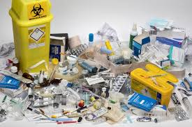 Do not dump medical waste at facilities that are not approved say City fathers