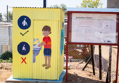 European Union supports sanitation project with N$7.9 million