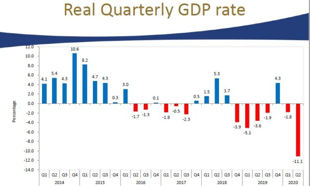 Domestic economy records highest contraction in Q2 amid COVID-19