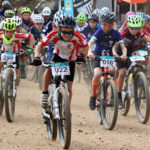 Schools Mountain Bike league continues to grow – 135 riders from 16 schools compete over weekend