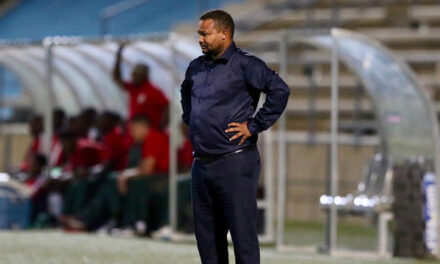 Brave Warriors' second in command, Jacobs resigns