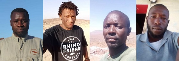 Top-fit rhino rangers to run in challenge to raise funds for wildlife protection