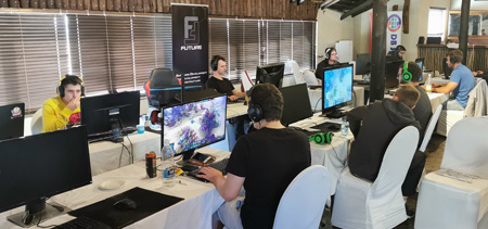 Online Dota2 National Tournament final round set for Saturday – National colours up for grabs