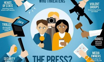 Concerned journalists accuse President's Press Secretary of stifling them
