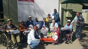 Senior citizens spoilt by Windhoek City Municipality on special day