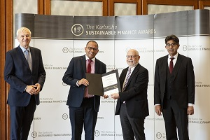 Environment Investment Fund recognised for green-finance initiatives