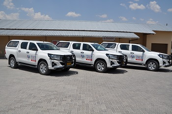 US Embassy donates 4 vehicles to expand HIV care services to more regions