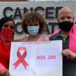 Cancer survivor raises fun for CAN through Pink Ribbon Walk