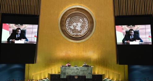 African leaders call for equality and reform of the United Nations Security Council