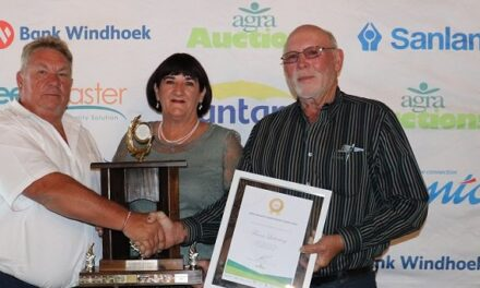 Lotterings from Gobabis crowned overall winners in Agra weaner championship