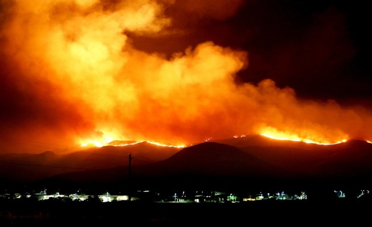 Veld fires across the country becoming a serious concern – Minister