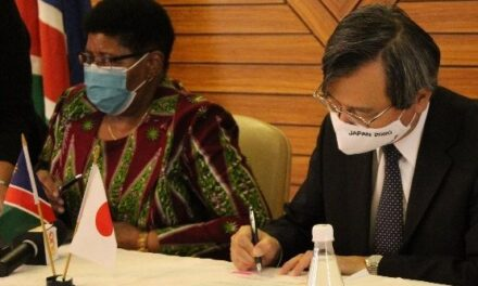 Cooperation agreement with Japan prepares road for athletes at next year's Tokyo Olympics