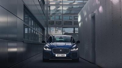 New Jaguar XF: Luxurious, beautiful, connected