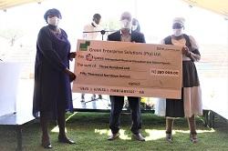 Green Enterprise Solutions sponsors physical education programme