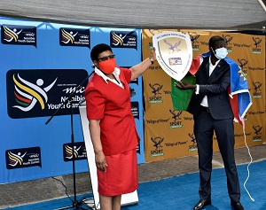 Youth Games officially launched
