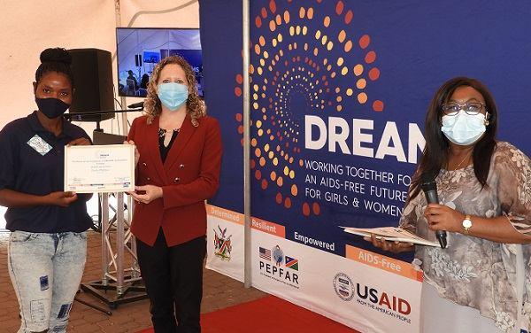 DREAMS Ambassadors instrumental in expanding HIV education from 21,000 to 64,000 prospects