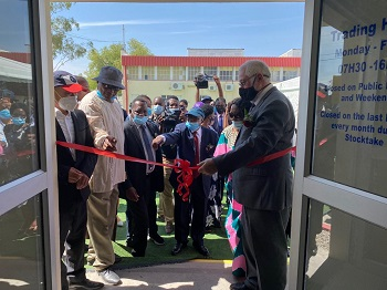 Great relief to farmers in the NCA, as Oshakati Elolo abattoir reopened