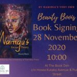 Beauty, brains and brawn –  Boois to present novel at first book signing