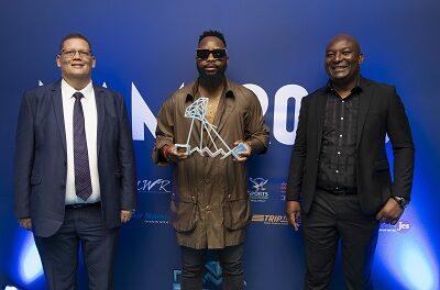 Gazza stays winning – Bags Best Artist of the Decade accolade