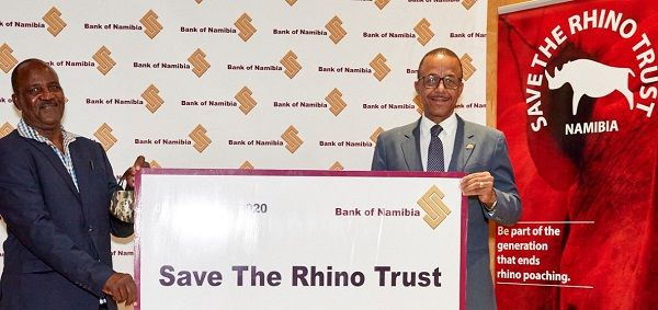 Independence anniversary note grows unexpected windfall for rhino conservation