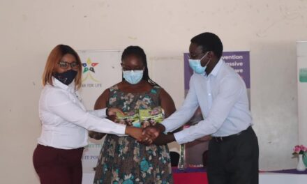 Omusati Region receives 10,000 booklets on early and unintended pregnancies – Communities to access good quality comprehensive sex-ed
