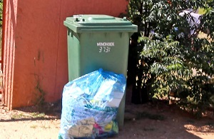 Audit to identify the quantity and composition of waste generated at household level to commence next week