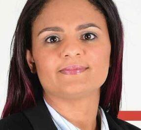 Mercia Geises succeeds Mungunda as chief executive at Blue Bank