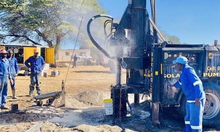 Omaheke boreholes for drought relief come one year after appropriation of funds