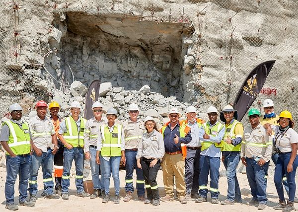 Otjikoto goes underground to reach Wolfshag – first gold expected in January 2022