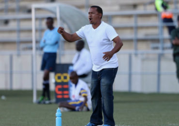 Britz takes charge of Young Warriors ahead of COSAFA showpiece