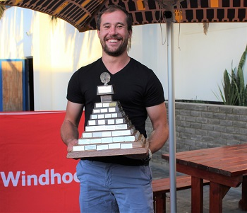 Cohen bags third consecutive Bank Windhoek Fistball National Cup