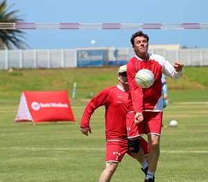 Fistball action returns this weekend – First tourney to take place in Swakopmund