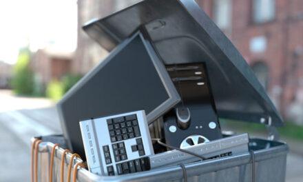 Safeguard sensitive data before disposal