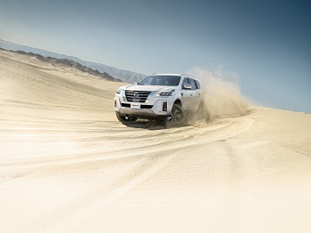 All-New Nissan Terra planned for release in South and Sub-Saharan Africa later in 2021